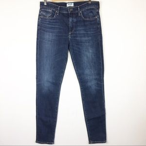 AGOLDE Sophie High Rise Skinny Jeans 31